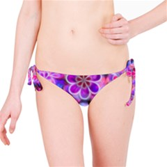Pretty Floral Painting Bikini Bottoms by KirstenStar