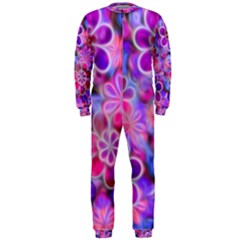 Pretty Floral Painting Onepiece Jumpsuit (men)  by KirstenStar