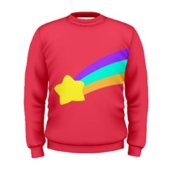 Shooting Star Men s Sweatshirts by ULTRACRYSTAL