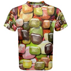Stones 001 Men s Cotton Tees
