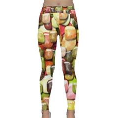 Stones 001 Yoga Leggings by ImpressiveMoments