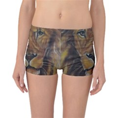 Cecil The African Lion Boyleg Bikini Bottoms by timelessartoncanvas