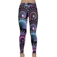 Stunning Sea Shells Yoga Leggings by KirstenStarFashion