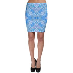 Crazy Beautiful Abstract  Bodycon Skirts by OCDesignss