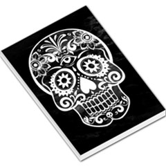 Skull Large Memo Pads by ImpressiveMoments