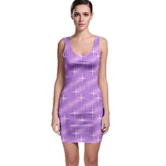 Many Stars, Lilac Bodycon Dresses