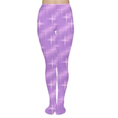Many Stars, Lilac Women s Tights