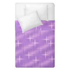 Many Stars, Lilac Duvet Cover (Single Size)