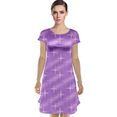 Many Stars, Lilac Cap Sleeve Nightdresses