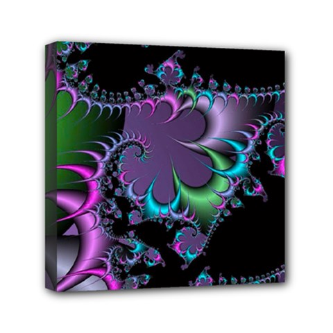 Fractal Dream Mini Canvas 6  X 6  by ImpressiveMoments