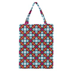 Pattern 1284 Classic Tote Bags