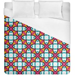 Pattern 1284 Duvet Cover Single Side (kingsize) by creativemom