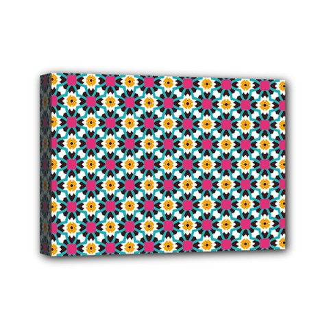 Pattern 1282 Mini Canvas 7  X 5  by creativemom
