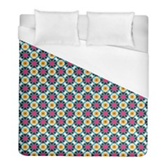 Pattern 1282 Duvet Cover Single Side (twin Size) by creativemom