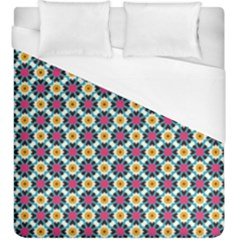 Pattern 1282 Duvet Cover Single Side (kingsize) by creativemom