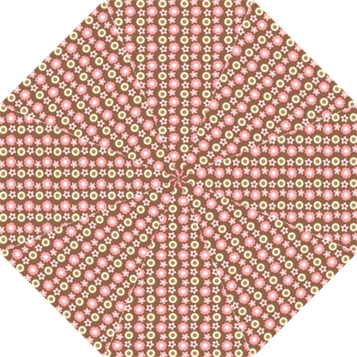 Cute Floral Pattern Straight Umbrellas