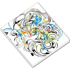 Abstract Fun Design Small Memo Pads