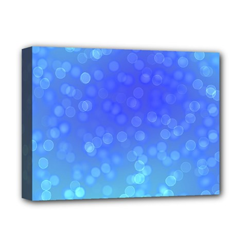 Modern Bokeh 8 Deluxe Canvas 16  X 12   by ImpressiveMoments
