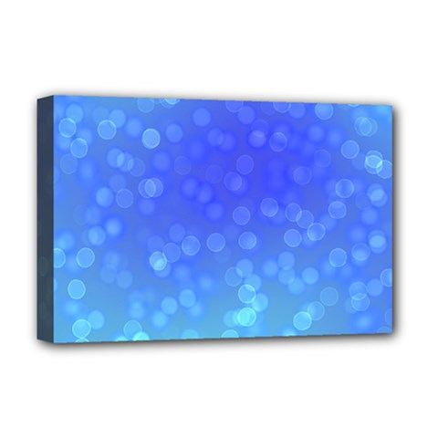 Modern Bokeh 8 Deluxe Canvas 18  X 12   by ImpressiveMoments