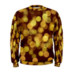 Modern Bokeh 9 Men s Sweatshirts
