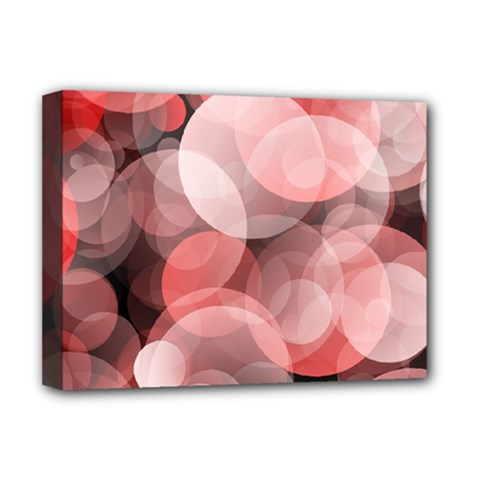 Modern Bokeh 10 Deluxe Canvas 16  X 12   by ImpressiveMoments