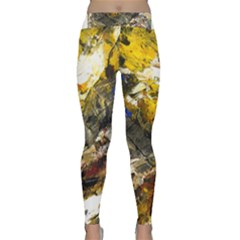 Surreal Yoga Leggings by timelessartoncanvas