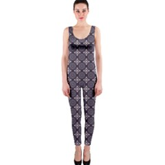Cute Pretty Elegant Pattern Onepiece Catsuits by creativemom