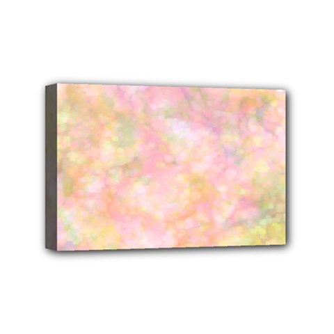 Softly Lights, Bokeh Mini Canvas 6  X 4  by ImpressiveMoments