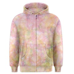 Softly Lights, Bokeh Men s Zipper Hoodies
