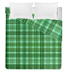 Plaid Forest Duvet Cover (full/queen Size)