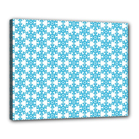 Cute Seamless Tile Pattern Gifts Canvas 20  X 16  by creativemom