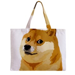 Dogecoin Zipper Tiny Tote Bags by dogestore
