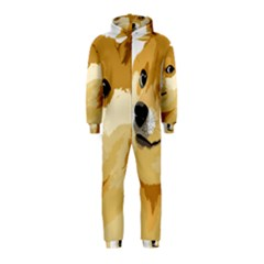 Dogecoin Hooded Jumpsuit (kids)