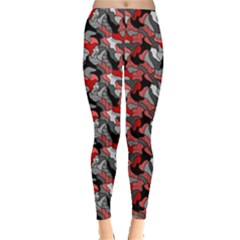 Another Doodle Women s Leggings by ImpressiveMoments
