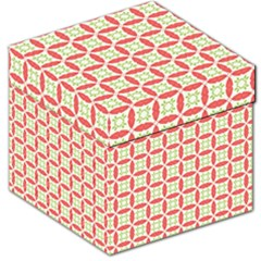 Cute Seamless Tile Pattern Gifts Storage Stool 12   by creativemom