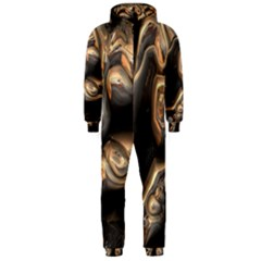 Brilliant Metal 4 Hooded Jumpsuit (men)  by MoreColorsinLife