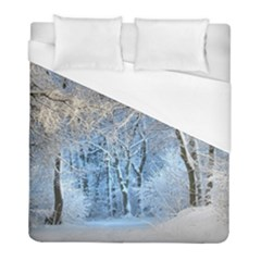 Another Winter Wonderland 1 Duvet Cover Single Side (twin Size) by MoreColorsinLife