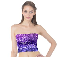 Midnight Glitter Women s Tube Tops by KirstenStar