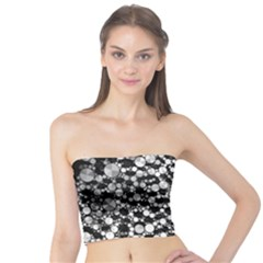 Black&white Cheetah Bling  Women s Tube Tops by OCDesignss