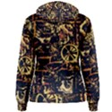 Steampunk 4 Women s Pullover Hoodies View2