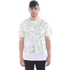 Green Vegetables Men s Sport Mesh Tees by Famous