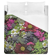 Amazing Garden Flowers 21 Duvet Cover Single Side (full/queen Size) by MoreColorsinLife