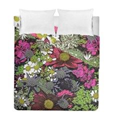 Amazing Garden Flowers 21 Duvet Cover (twin Size) by MoreColorsinLife