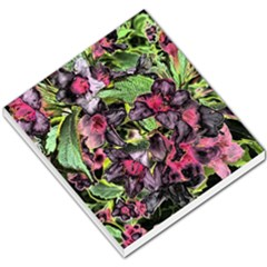 Amazing Garden Flowers 33 Small Memo Pads by MoreColorsinLife