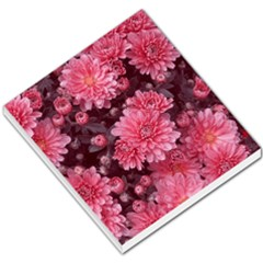 Awesome Flowers Red Small Memo Pads