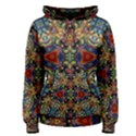 Magnificent Kaleido Design Women s Pullover Hoodies View1