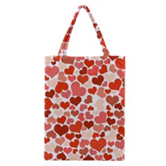 Heart 2014 0901 Classic Tote Bags