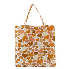Heart 2014 0903 Grocery Tote Bags