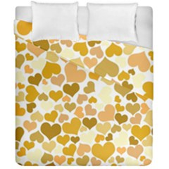 Heart 2014 0904 Duvet Cover (double Size) by JAMFoto