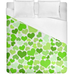 Heart 2014 0909 Duvet Cover Single Side (double Size) by JAMFoto